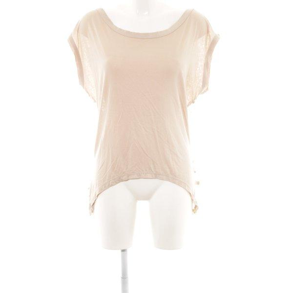 Risskio T-Shirt nude Casual-Look