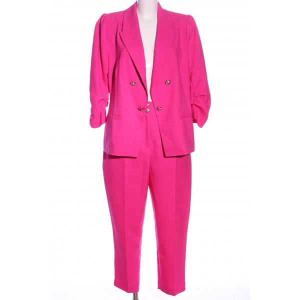 River Island Strick Twin Set pink Business-Look