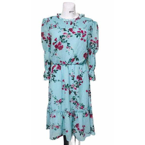 Robert Louise Damen Sommer Kleid  Blumen S