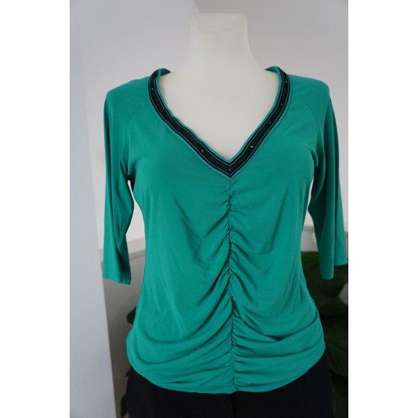 Roccobarocco Shirt grün in Gr 38-40