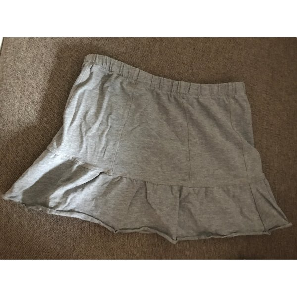 Blue Motion Miniskirt light grey