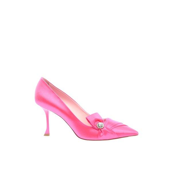 Roger vivier Spitz-Pumps pink Elegant