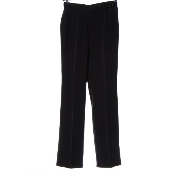 Rosner Baggy Pants schwarz Business-Look