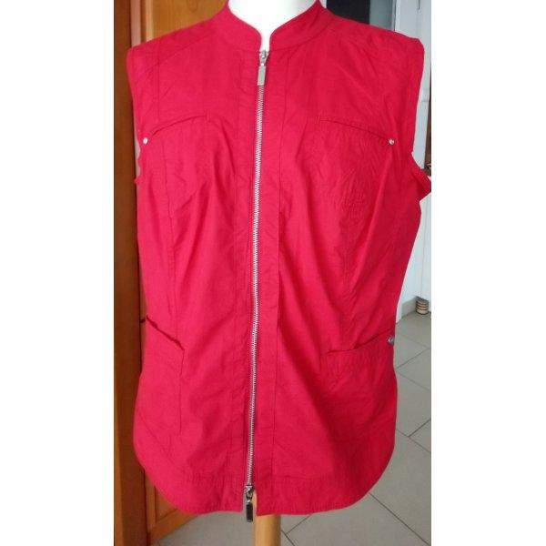 Rote Sommerweste von Bonita Gr.42