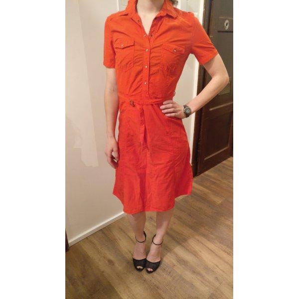 Rotes Kleid JOOP