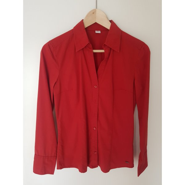 s.Oliver Bluse - rot