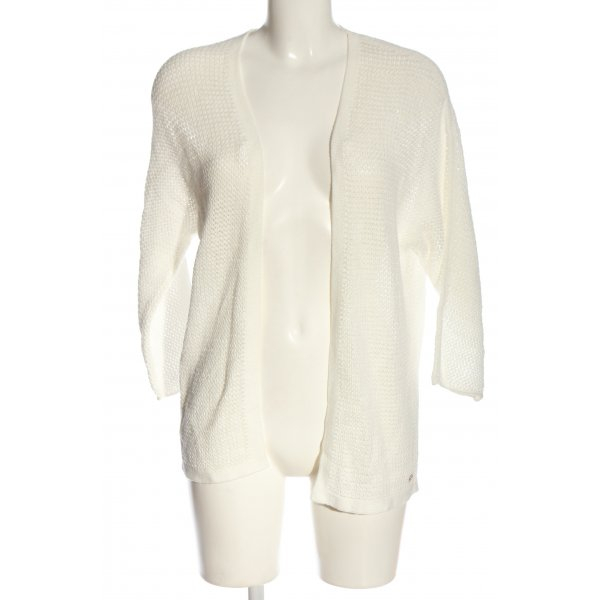 s.Oliver Cardigan creme Casual-Look