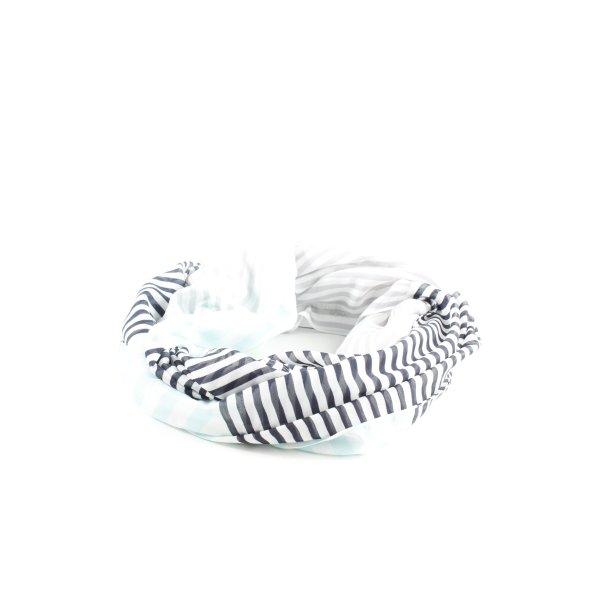 s.Oliver Foulard motif rayé style décontracté