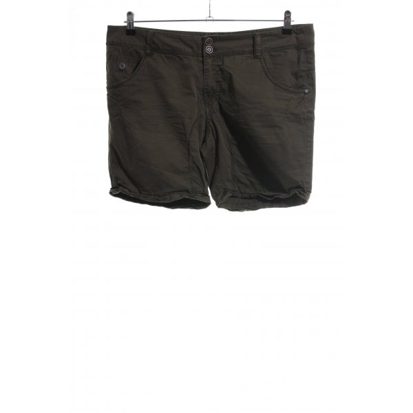 s.Oliver Jeansshorts khaki Casual-Look