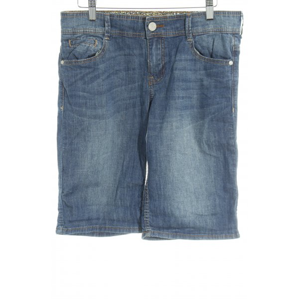 s.Oliver Jeansshorts mehrfarbig Casual-Look