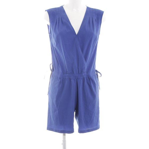 s.Oliver Jumpsuit blau Casual-Look