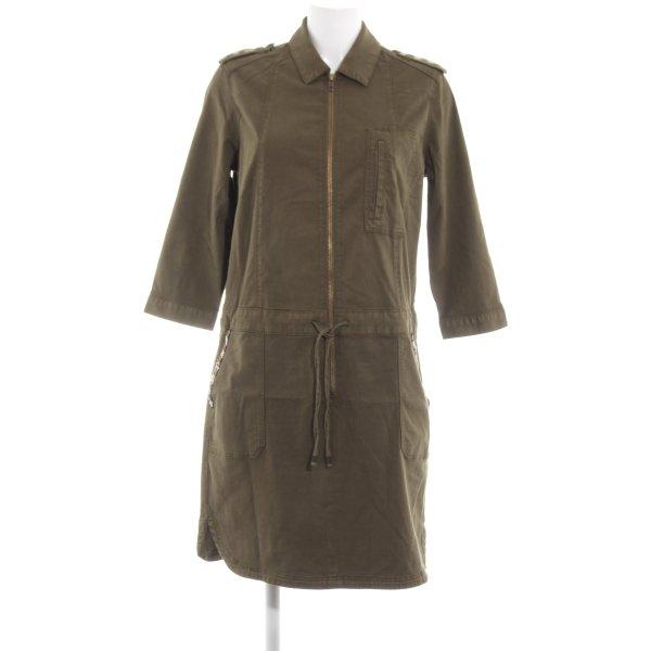 s.Oliver Jumpsuit khaki Street-Fashion-Look