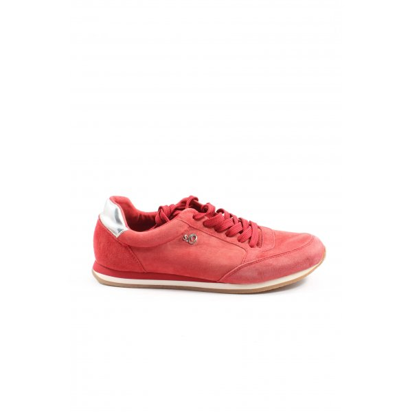 s.Oliver Skaterschuhe rot Casual-Look