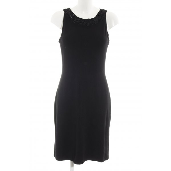 s.Oliver Knitted Dress black elegant
