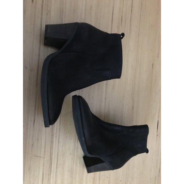 Sacha Boots NEU schwarz Gr. 37 Leder