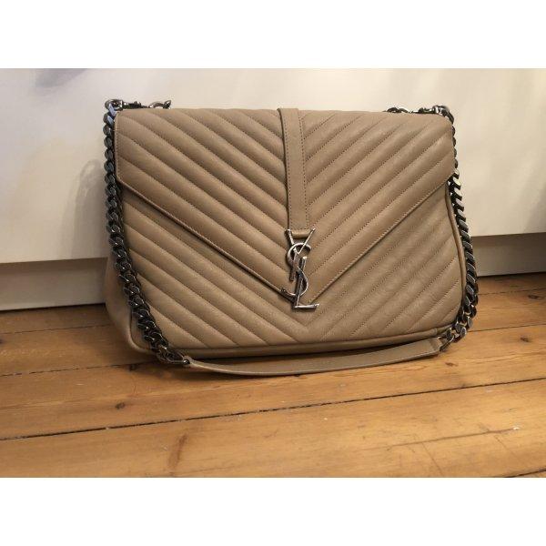 Saint Laurent College Monogram YSL Bag Bandouliere Crossbody Top