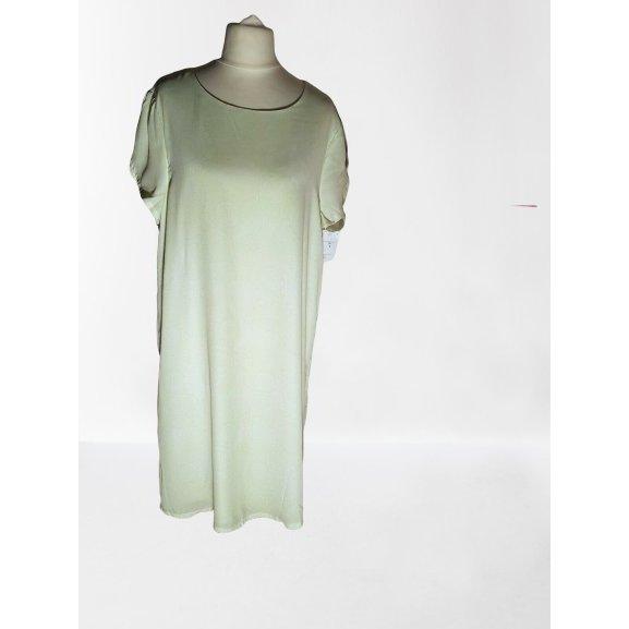 Sale!Angeleye London Etuikleid Limetengrün zares Blumenprint L 42