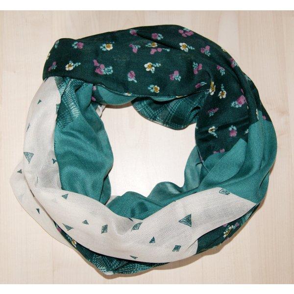 SALE!! Süßer Loop-Schal mit Muster nur 3,00€!