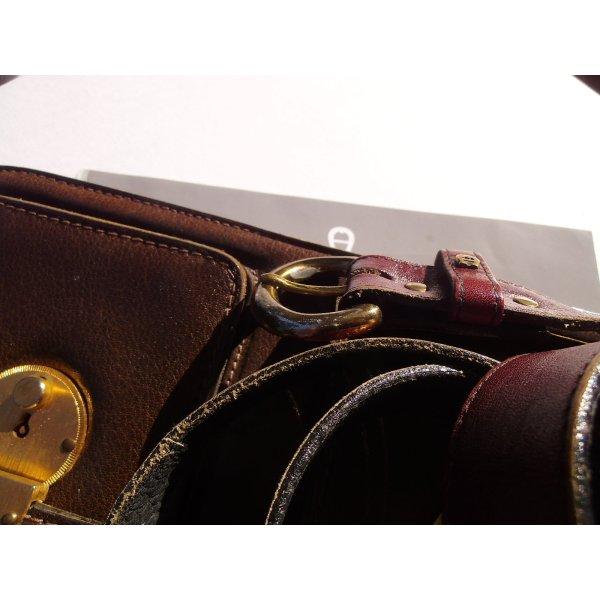 """sale: Vintage """"AIGNER"""" Ledergürtel unisex,  von 85 bis Gr.97 möglich"""
