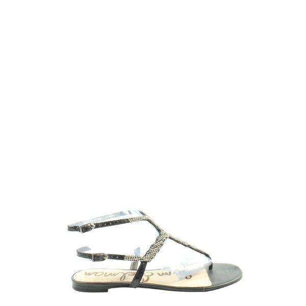Sam edelman Komfort-Sandalen schwarz Casual-Look