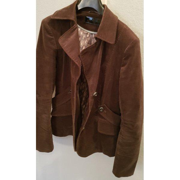 Concept K Korte blazer bruin