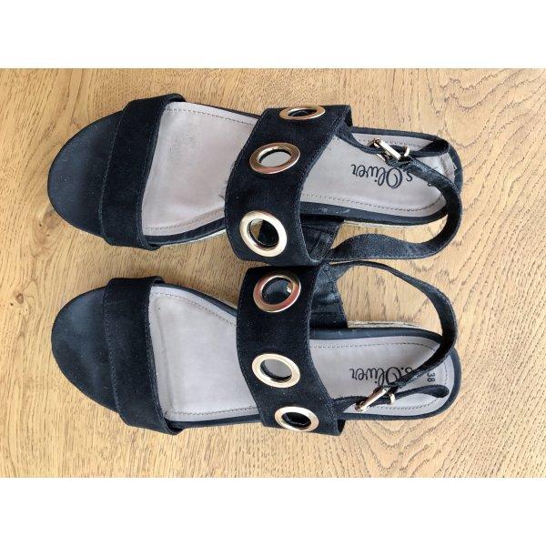 Sandalen Größe 38 s. Oliver
