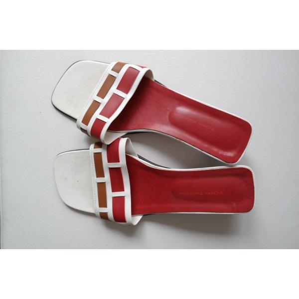 Sandalen - in schöner Farbkombination