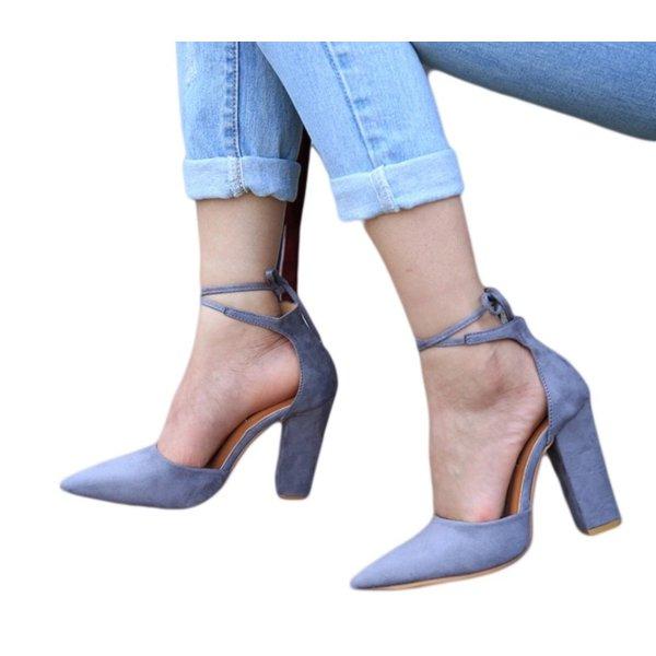 Sandalo outdoor grigio chiaro