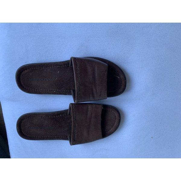 Sandalen von Marc O Polo, braun