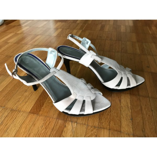 Navyboot High Heel Sandal multicolored leather