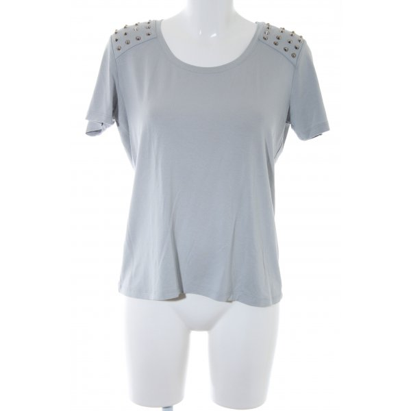 Sarah Kern T-Shirt blassblau Casual-Look