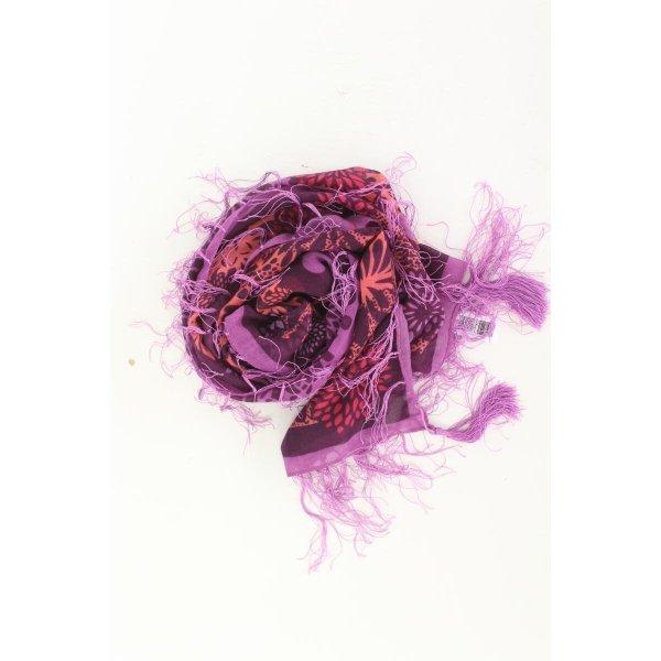 Sjaal veelkleurig Viscose