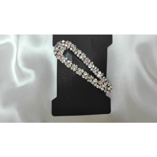 Schicke Crystal Haarspange