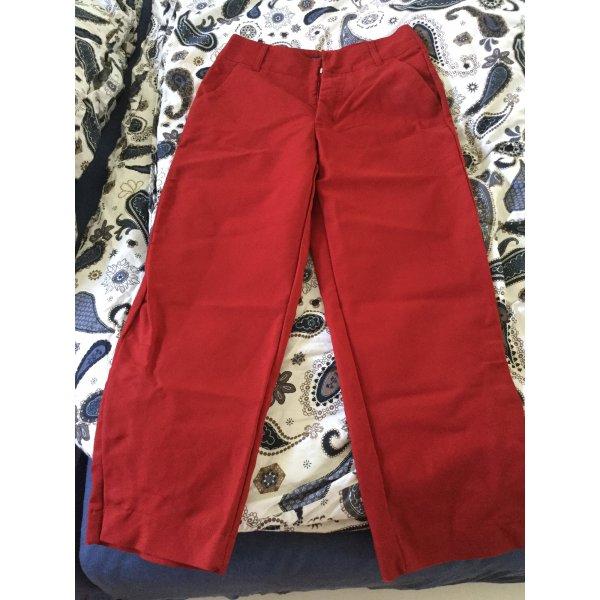 Schicke culotte in rot von Zara , Größe  36