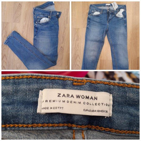 schlichte Jeans