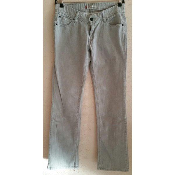 Schöne graue Levis 570 Jeans W31 / L 34
