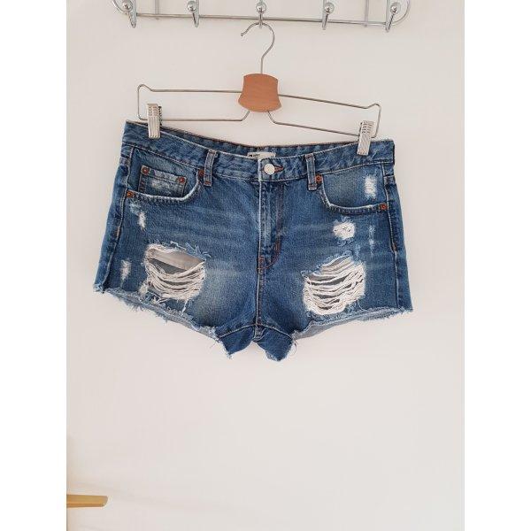 schöne Jeansshorts