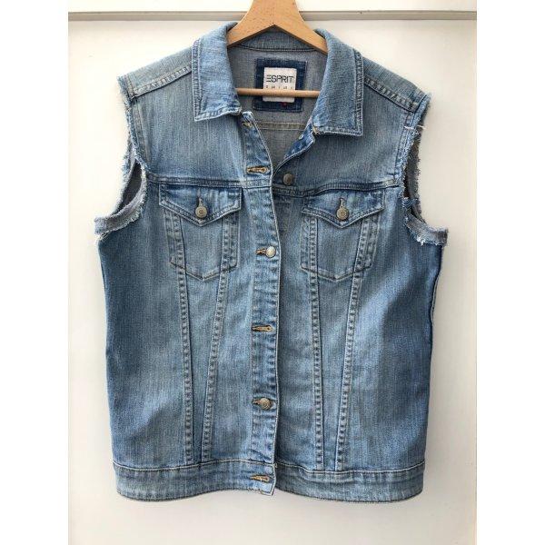 Schöne Jeansweste von ESPRIT - Gr. XL