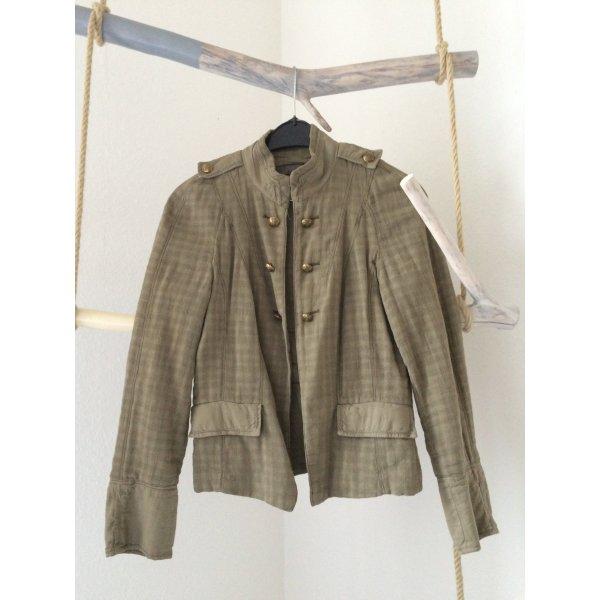 Schöne Military-Jacke von ZARA in 38