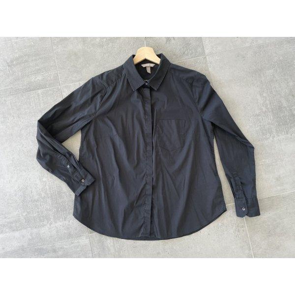 Schöne schwarze Bluse von H&M in Gr. 44