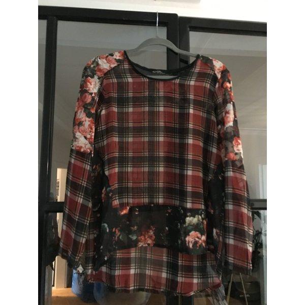 Schöne transparente Bluse von Zara.