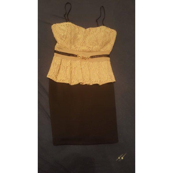 Schönes elegantes mini Kleid