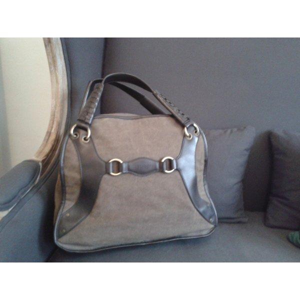 Esprit Carry Bag brown-black brown