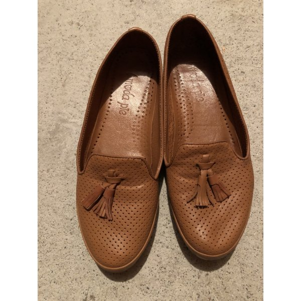 Schuhe aus echtem Leder