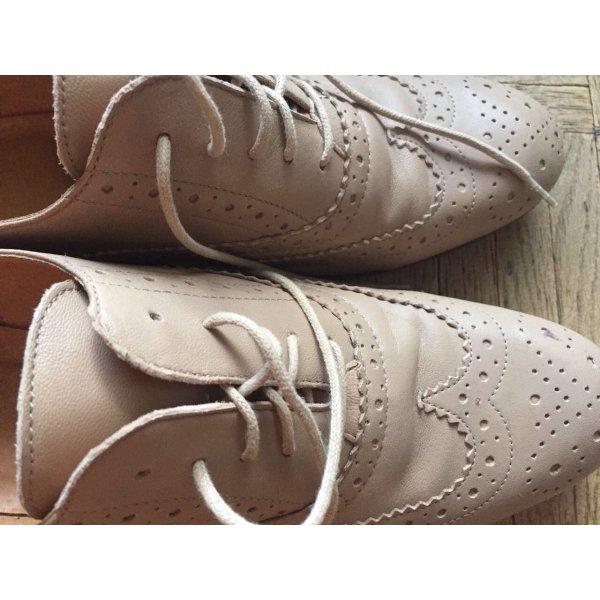 Schuhe, beige, Größe 38