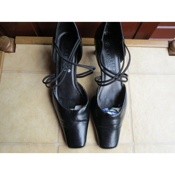 Schuhe, Pumps, Gr.36, schwarz