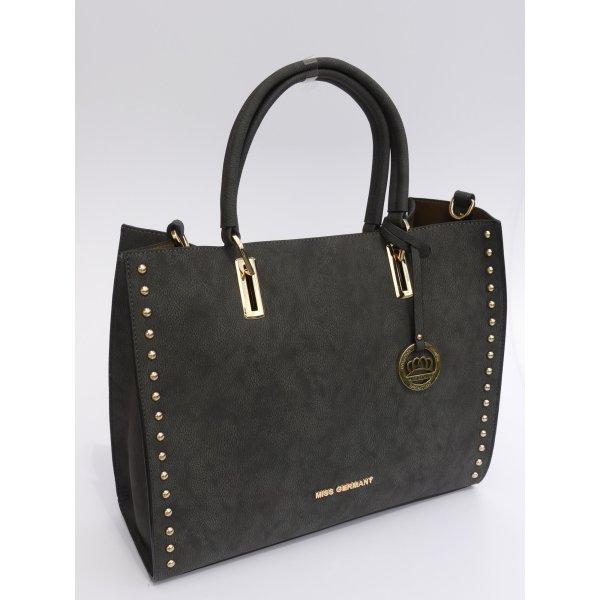 Carry Bag black polyurethane
