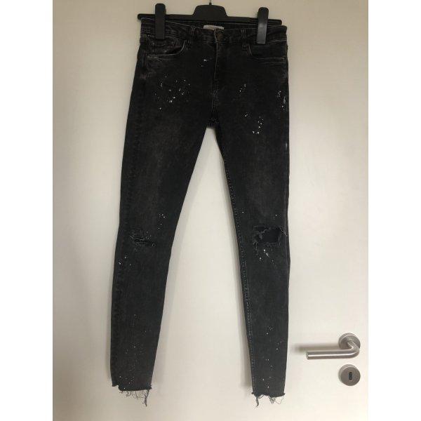 Schwarze Jeans von Zara