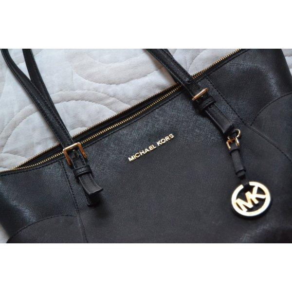 Schwarze Michael Kors Tasche