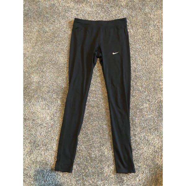 Schwarze Nike leggings